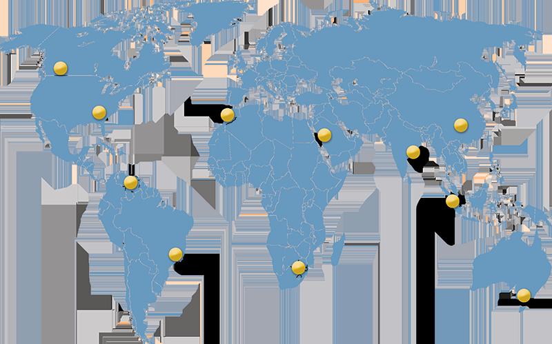 JH Equipment Around The World